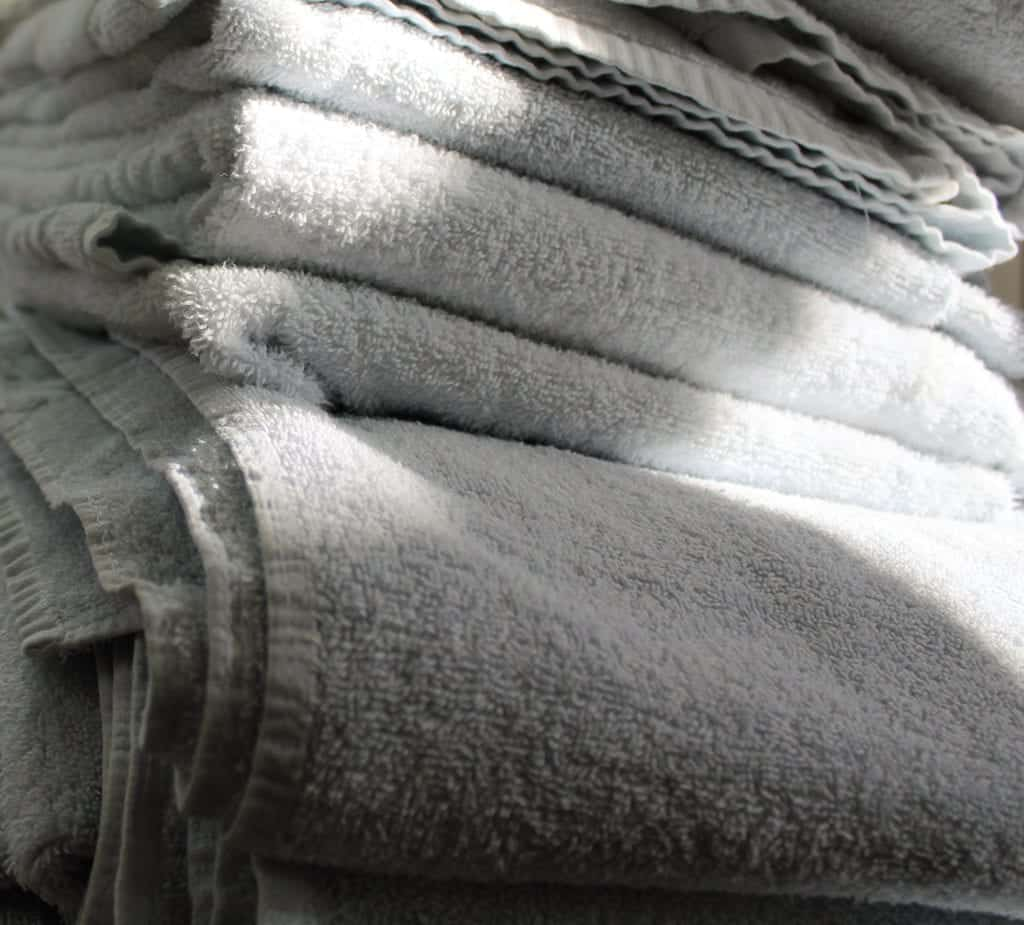 Hospitality sector - textiles waste
