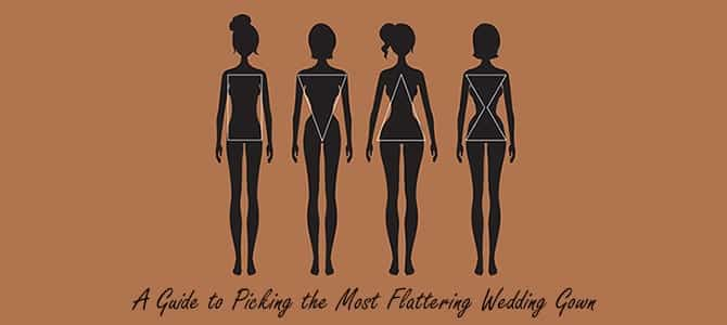 Wedding Gowns For Your Body Type