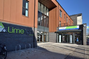 Dortech Architectural Systems Ltd. Shrewsbury Street Completes!