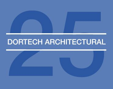 Dortech Architectural Systems Ltd. Dortech is delighted to announce it has now reached its 25th year of trading!