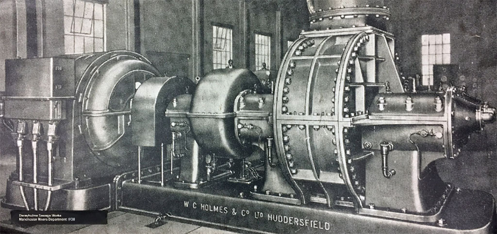 Old Blower Image
