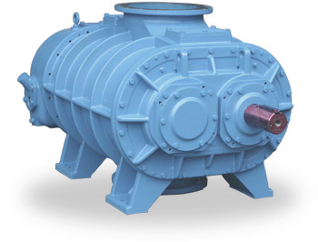 The HR80 Roots type positive displacement blower series.