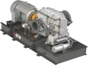 RGS-J Blower Package