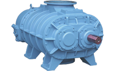 Holmes Roots type HR 80 Blower used in pneumatic conveying, water & sewage treatment, aeration and agricultural processes.