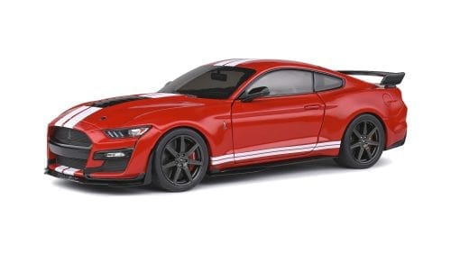 Solido 1:18 Ford Mustang Shelby GT500 Race Red S1805903 Model Car