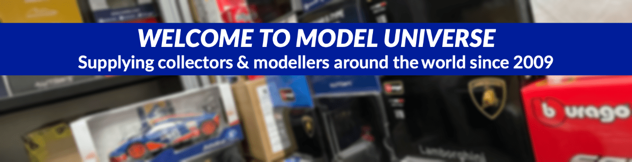 Welcome to Model Universe